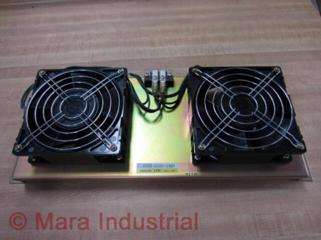 Best Cooling Fans 2020 FANUC A05b 2020 c901 Dual Cooling Fan for Robot Control Cabi