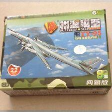 1/367 Assembled Bear TU-95 strategic bomber Aircraft series Plastic Model DIY