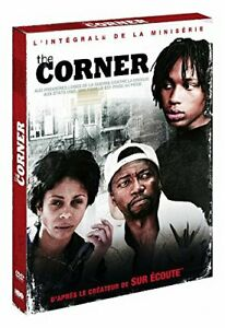 The-Corner-DVD-HBO-DVD-NEUF