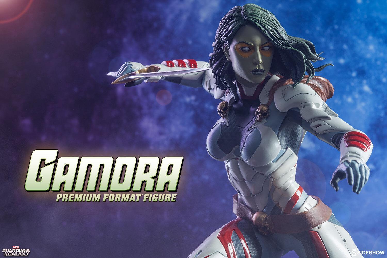 Sideshow Collectibles Gamora Premium Format™ 1/4 Figure
