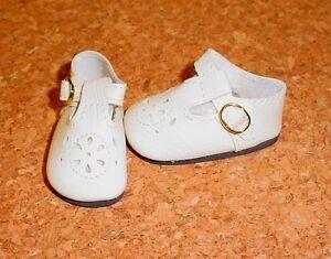 80mm LT PURPLE T-Straps fit Tonner Katie Doll Shoes