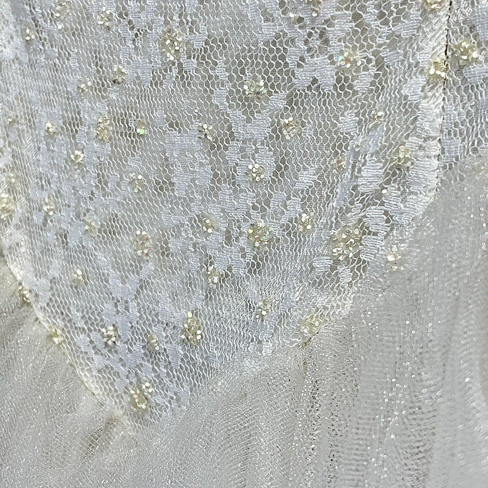 Vintage Gunne Sax Jessica McClintock Wedding Prom… - image 9