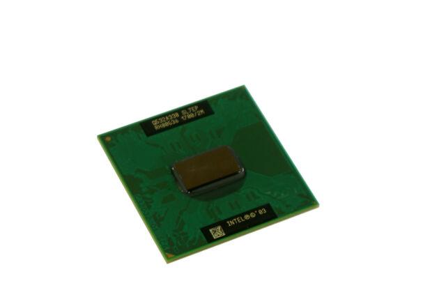 SL7EP GENUINE INTEL PENTIUM M 735 1.7 GHZ 400MHZ LAPTOP CPU SOCKET MPGA478C(CB63