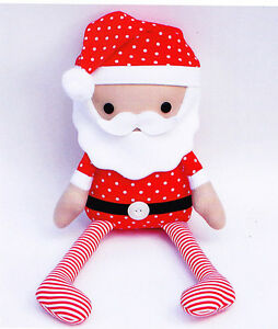PATTERN-Jolly-Mister-Claus-cute-Christmas-Santa-PATTERN-Melly-amp-Me