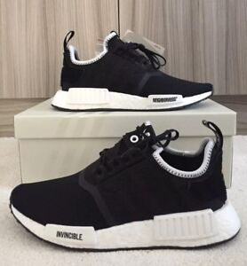 1a32f990d2cc9 Image is loading Adidas-Consortium-x-Invincible-x-Neighborhood-NMD-R1-
