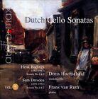 Dutch Cello Sonatas, Vol. 5 Super Audio Hybrid CD (CD, Nov-2012, Audiomax)