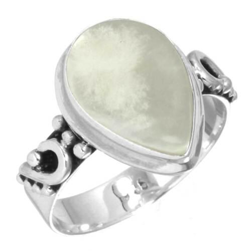 925 Sterling Silver Gemstone Ring Women Jewelry Size 5 6 7 8 9 10 11 12 13 kb983