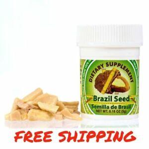 SEMILLA DE BRASIL BRAZIL SEED OF 100% ORIGINAL semilla quema grasa SUPPLEMENT
