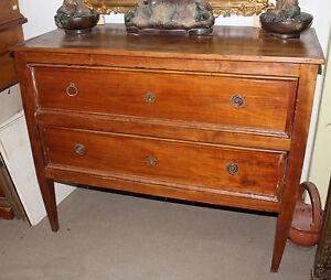 Comò legno ciliegio Luigi XVI Italia centrale - fine \'700 | eBay