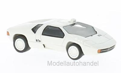weiss//schwarz Police #87701 1978-1:87 BoS-Models Renault 18 Break