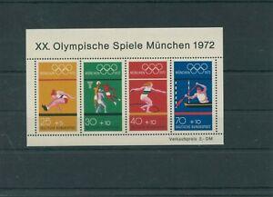 Germany-Federal-Frg-vintage-yearset-1972-Block-8-Mint-MNH-More-Sh-Shop