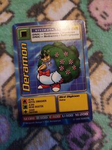 1x Metaletemon BO-27 Holo Foil Digimon Cartão Booster Série 1 1999 Lp Unlimited