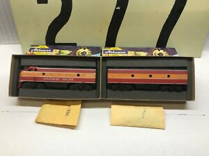 Athearn-Ho-Scale-Southern-Pacific-Daylight-F7A-Powered-and-F7B-Dummy-NOS