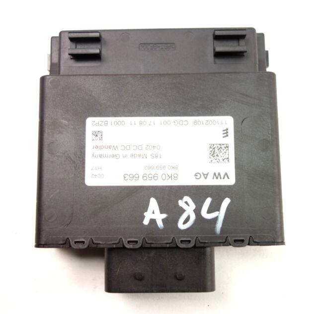 Audi A1 8X 1.6 TDI 77KW Spannungsstabilisator Steuergerät Sart-Stop 8K0959663