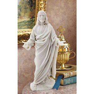 Jesus Christ Blessing Sculpture Statue Figurine