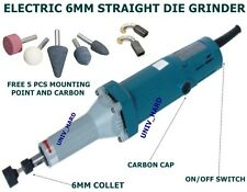 ELECTRIC 6MM HEAVY DUTY DIE GRINDER