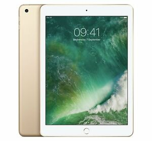 Apple-iPad-WI-FI-32GB-2017-9-7-inch-LCD-Gold-NEW-Warranty