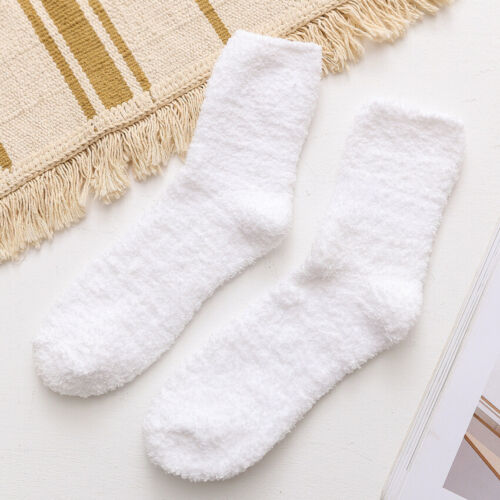 Extremely Winter Socks Bed Cashmere Fluffy Sleep Warm Women Floor Cozy Men Sd