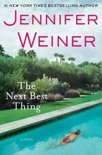 """""""The Next Best Thing"""" by Jennifer Weiner  2012  hardcover"""
