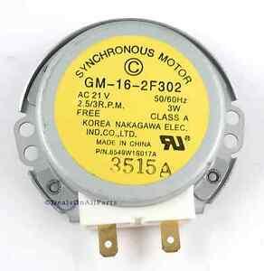 Image Is Loading New Lg Microwave Turntable Motor Lrm1230w Lma1150sv Lrm1260sw