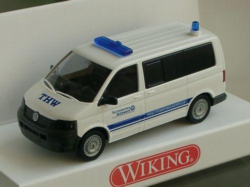 0693 13-1:87 Wiking VW Multivan THW