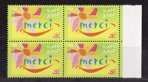 variete-Merci-sans-le-noir-sans-INVF-de-2001-NUM-3379-en-bloc-de-4-bdf-d