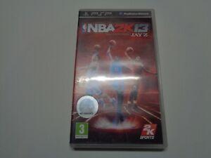 JEUX VIDEO - SONY - PSP - NBA 2K13