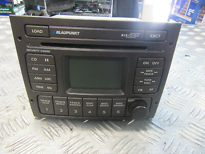 HOLDEN COMMODORE VY VZ CAR STEREO 6 STACKER CD PLAYER GREY WITH PINCODE |  eBay