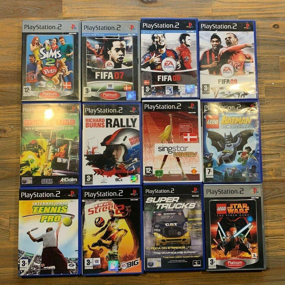 Playstation 2, God