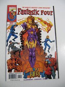 Fantastic-Four-11-Marvel-Comics-1998-Vol-3-1st-Appearance-Ayesha-HER-GOTG