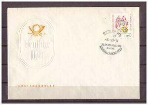 DDR-FDC-25-Jahrestag-der-Novemberpogrome-MiNr-997-ESSt-Berlin-03-11-1963