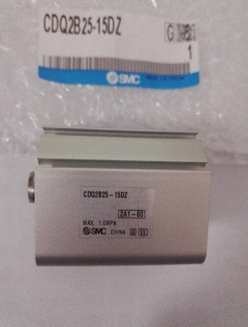 CDQ2B25-15DZ CDQ2B2515DZ 1PC New SMC cylinder free shipping    LRR