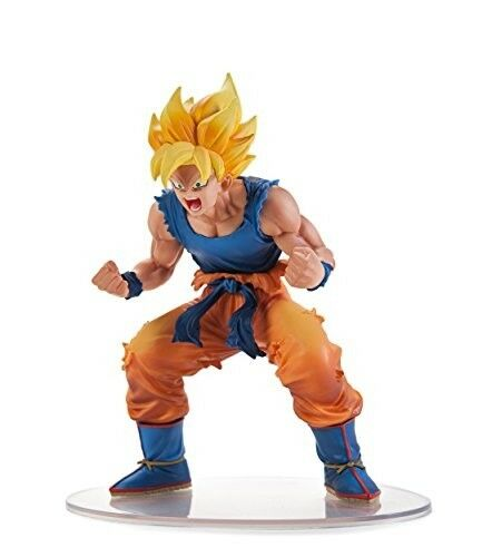 Dragon Ball Z Dramatic Showcase 3rd Season Vol. 1 SSJ Goku PVC Figurine