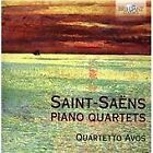 Camille Saint-Saens - Saint-Saëns: Piano Quartets (2014)