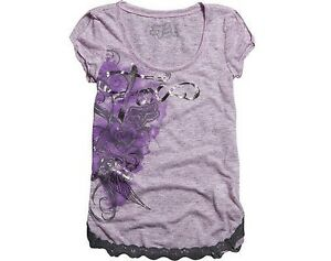 21768176f5e  36 NEW FOX RACING REALITY CHECK TOP CAMI TEE S SMALL code C29 ...