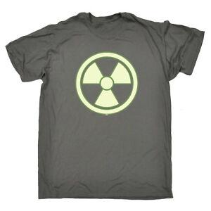 Funny-Novelty-T-Shirt-Mens-tee-TShirt-Radioactive-Glow-In-The-Dark