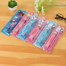 Pen Eraser Ruler School Kids Art Office Platignum 10 Piece Stationary Set