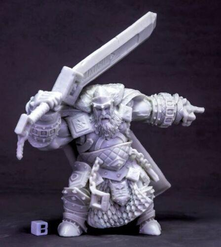 BONES REAPER figurine miniature geant 77614 1 x SKORG FIRE GIANT KING HUGE