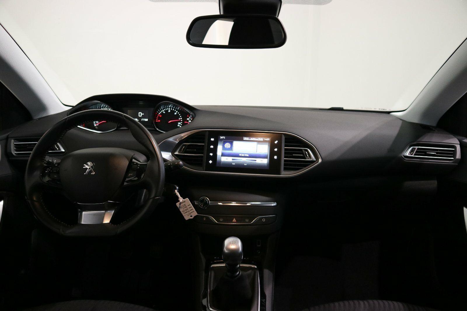 Peugeot 308 1,6 BlueHDi 120 Active - billede 7