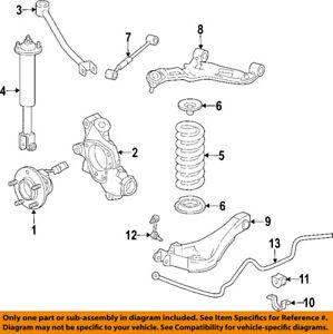cadillac gm oem 03 07 cts rear wheel hub bearing 25693148 ebay rh ebay com Used Cadillac Rims Set Used Cadillac Rims Set