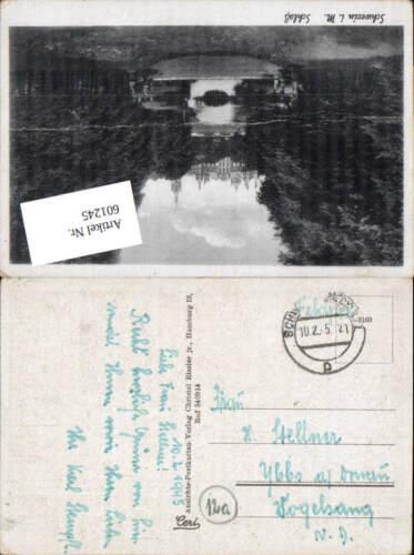 601245,WK 2 Feldpost Schwerin 1945 n. Ybbs an der Donau Vogelsang