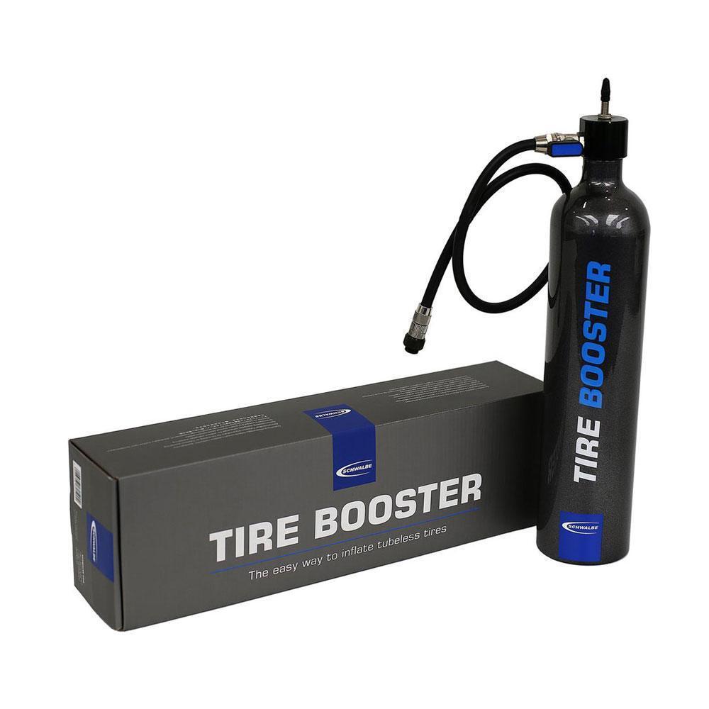 DUP01- Schwalbe Reifen Booster - Schlauchlos Reifenfüllgerät