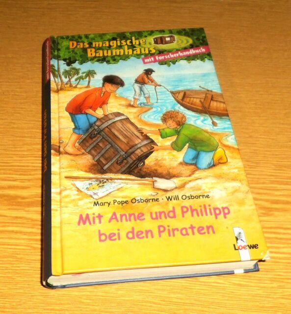 BUCH ; SB Das magische Baumhaus - Mit Anne und Philipp bei den Piraten - Osborne