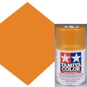 Image Is Loading Tamiya Ts 73 Clear Orange Lacquer Spray Paint