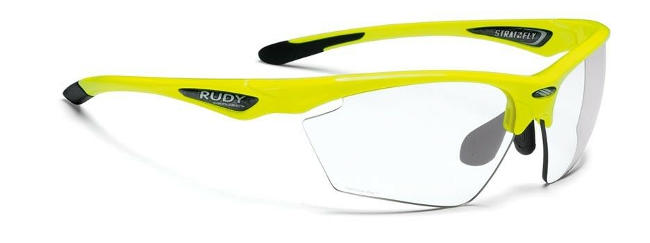 GLASSES RUDY Project STRATOFLY Yellow Fluo Lens Photocromic GLASSES RUDY PROJEC