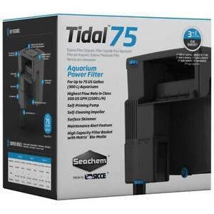 Seachem-Tidal-75-Aquarium-Power-Filter-For-Aquariums-Up-to-75-Gallons