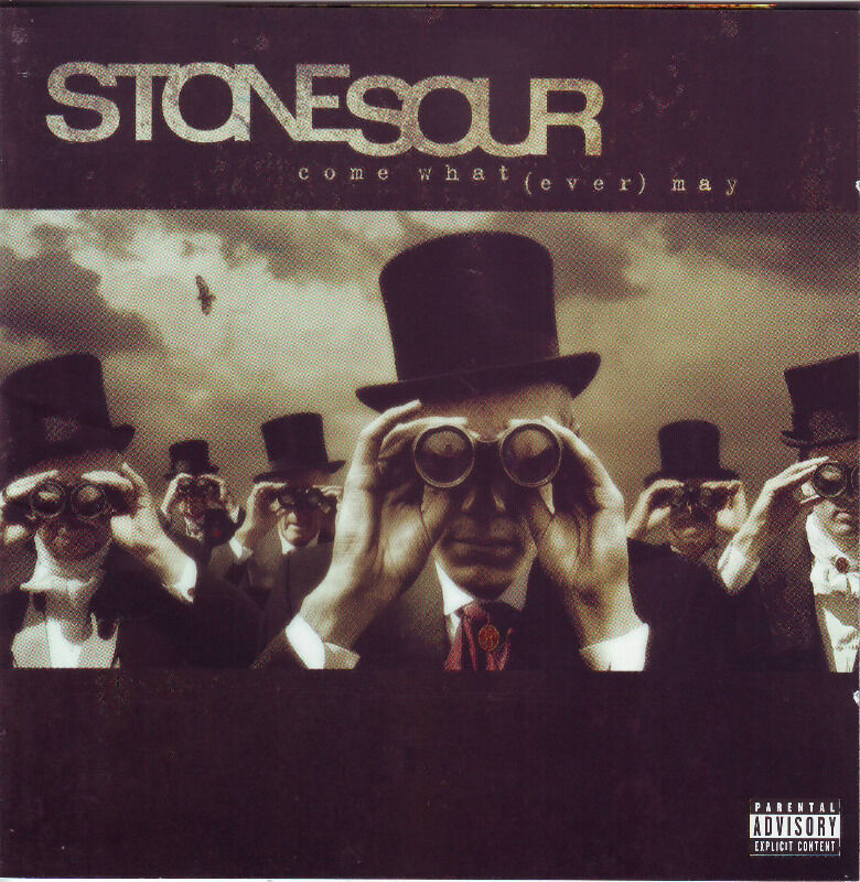 Stone Sour - Come Whatever May (CD) R120 negotiable
