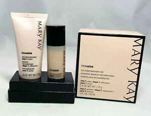 Mary Kay Microdermabrasion Set Refine Pore Minimizer New Boxed