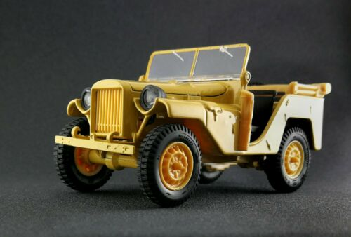 10 pcs Maestro Wheels scale 1:43 Tires set for Jeep Willys
