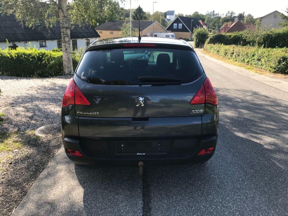 Peugeot 3008 1,6 HDi 110 Premium aut. Diesel aut.
